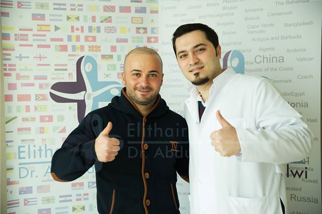 Elit Hair Transplant clinics in turkey