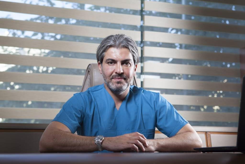 Dr. Serkan AYGIN - hair transplant istanbul
